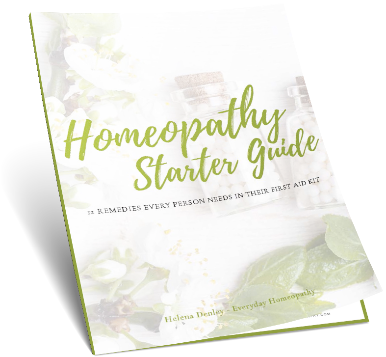 Everyday Homeopathy Starter Guide
